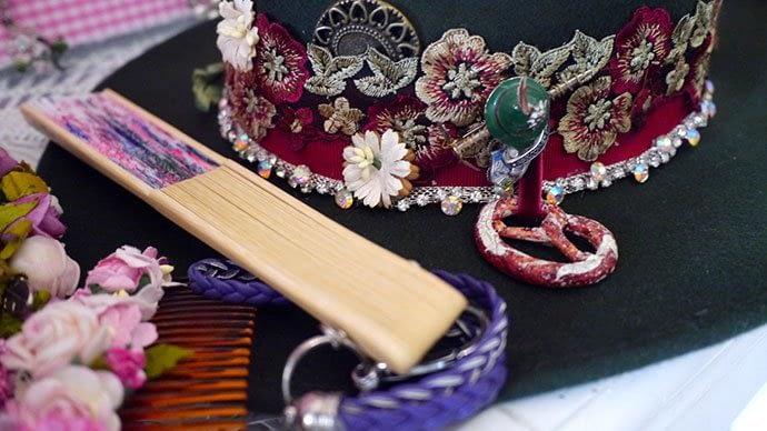 Accessoires von Miss Piecemaker