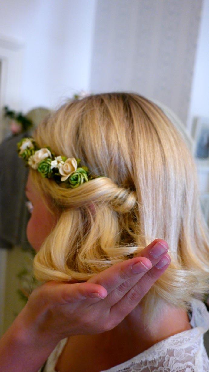 Blumenkranz von Miss Piecemaker