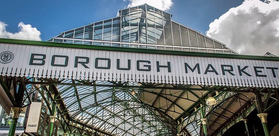 Borough Market Eingang