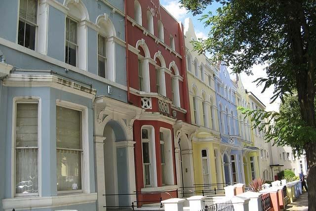 Schönes Notting Hill