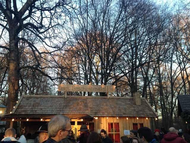 Weihnachtsmarkt München 1