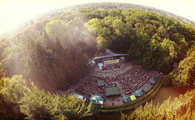 Festival Liebe im Juli im Gruenen
