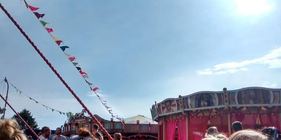 Festival-Liebe im Juli