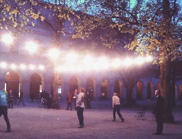 Hofgarten_Cornet_Erstes Date in München