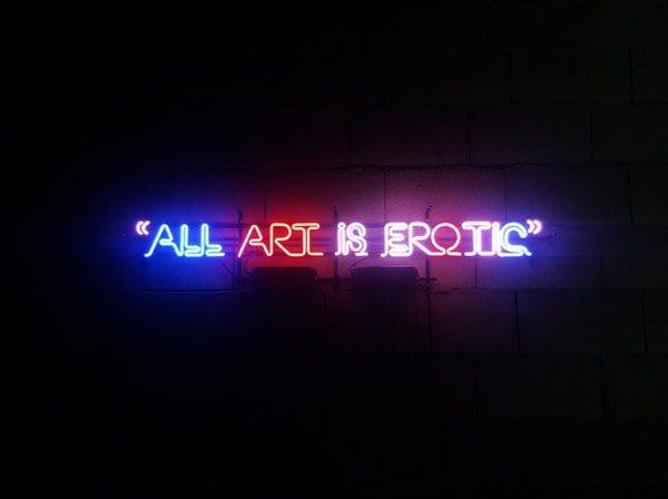 münchner bildergespräch all art is erotic