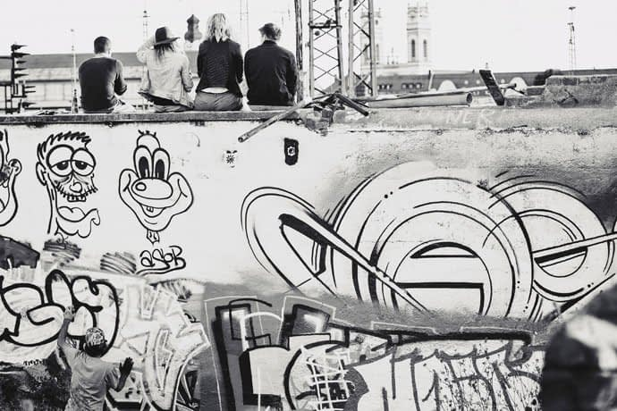 Graffiti | Viehhof | Oktoberfest